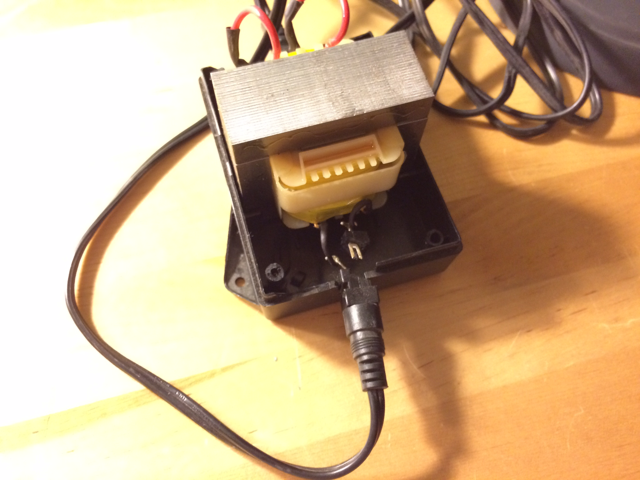 Repairing Step Down Transformer Lamp Oscium Isolation Wiring Diagram As Well Not Only Does This Prevent The Proper Function Of But Exposed Contacts Could Touch And Create A Short Circuit That Either Damages